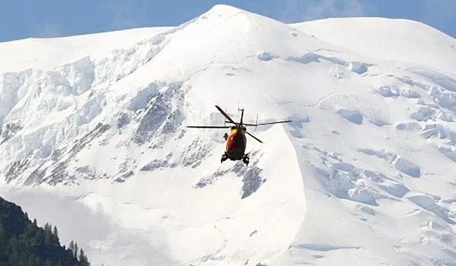 Pakistan Army rescue Russian mountaineer from Latok Peak