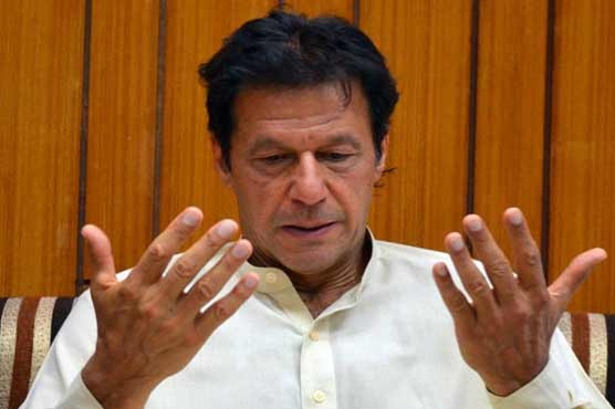 Imran prays for speedy recovery of Nawaz Sharif