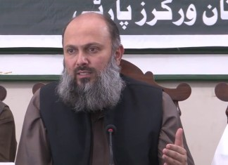 BAP announces to support PTI in forming govt at Center