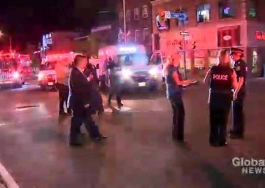 Gunman dead after shooting 14, killing one, in Toronto: Canadian police