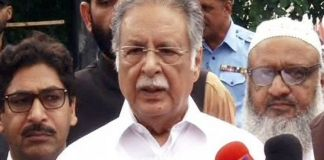 No sentence can stop Sharifs from achieving their goals: Pervaiz Rasheed