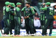 Pakistan crush Zimbabwe by 131 runs in fifth ODI