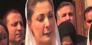 Voting for jeep will be voting for aliens: Maryam Nawaz