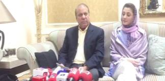 Nawaz, Maryam announce to return to Pakistan on Friday