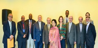 OIC envoys express solidarity with Kashmiris: Maleeha