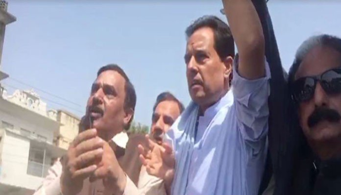 Accountability court sends Captain (retired) Safdar to Adiala Jail