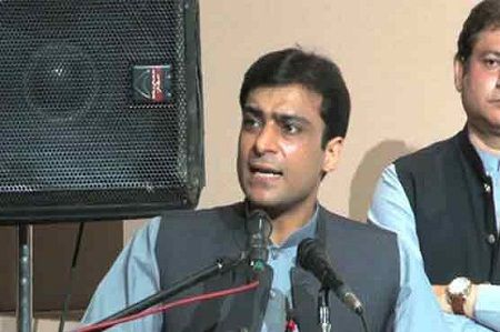 PML-N stands united despite difficulties: Hamza