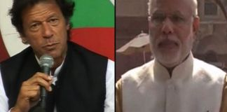 Modi congratulates Imran Khan over victory in election