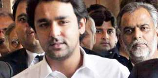 Musa Gilani's convoy attacked in Multan