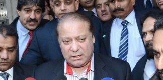 Nawaz Sharif condemns Fawad Hassan Fawad's arrest