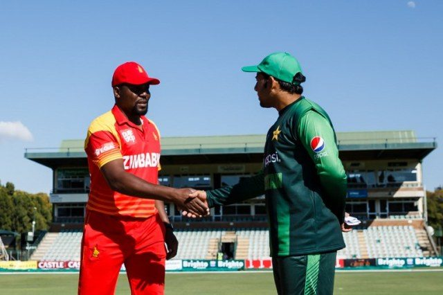 Zimbabwe win toss, decides to bat first against Pakistan in 3rd ODI