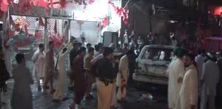 Majority of victims of ANP suicide attack are youngsters