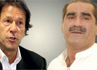 Imran declared successful after rejected votes recount in NA-131