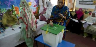 Voter turnout in NA elections remained 51.85 %