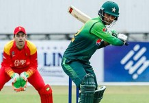 Pakistan wins 5-match ODI series against Zimbabwe