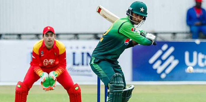 Pakistan wins 5-match ODI series against Zimbabwe