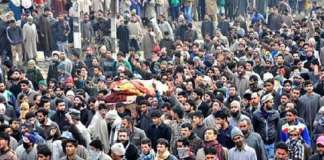 Tributes paid to martyrs of Sopore, Kupwara and Shopian