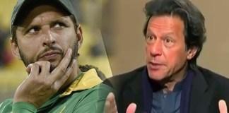 Nation hopeful Imran Khan will make Pakistan better: Shahid Afridi