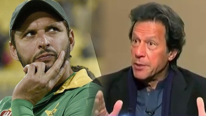 Nation hopeful Imran Khan will make Pakistan better: Shahid Afridi