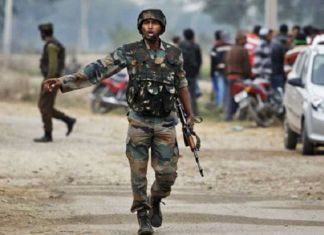 Indian troops martyr four Kashmiri youth in held Kashmir