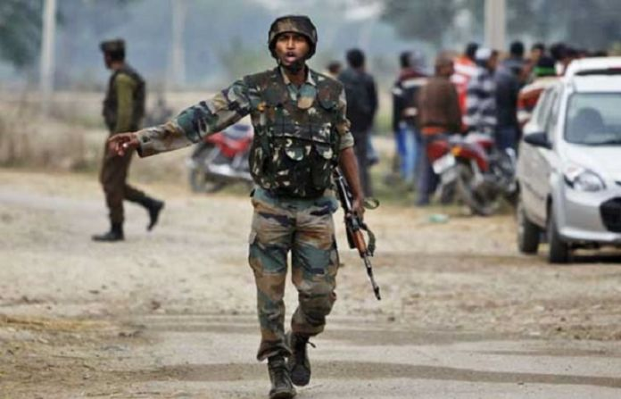 Four Kashmiri youths killed by Indian forces in Occupied Kashmir