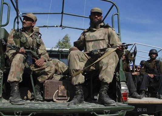 Three security personnel sustain injuries in North Waziristan landmine blast