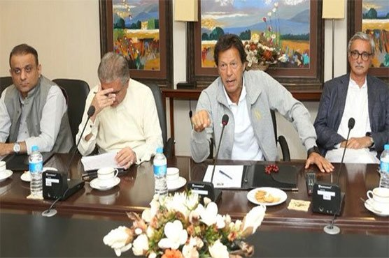 PM Imran directs PTI leaders for improving ties with PML-N, PPP