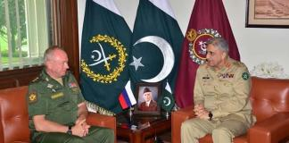 Russia steps in as Trump cut Pakistan military training program