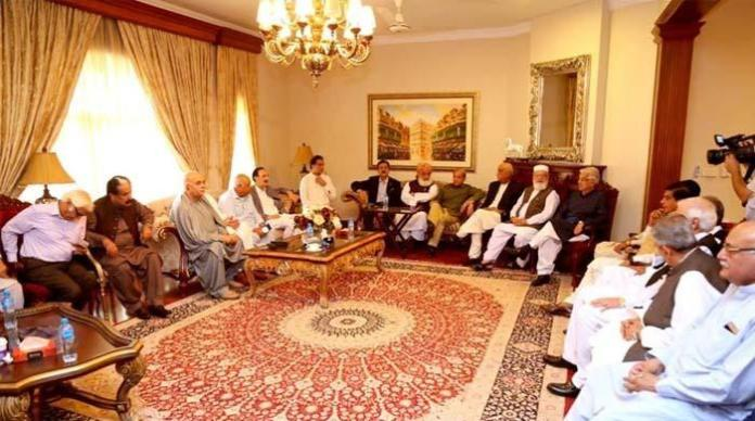 Opposition parties agree to field joint candidate for presidential election