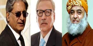 Senate, NA and provincial assemblies to elect president of Pakistan today