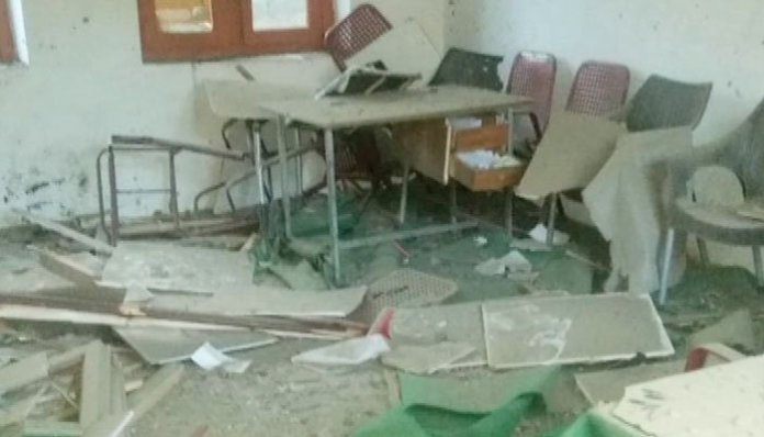 CJP takes notice of torching girls' schools in Diamer