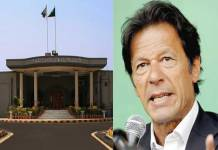 IHC to hear plea seeking Imran Khan's disqualification today