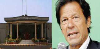 IHC bench formed to hear disqualification case against Imran Khan again dissolved