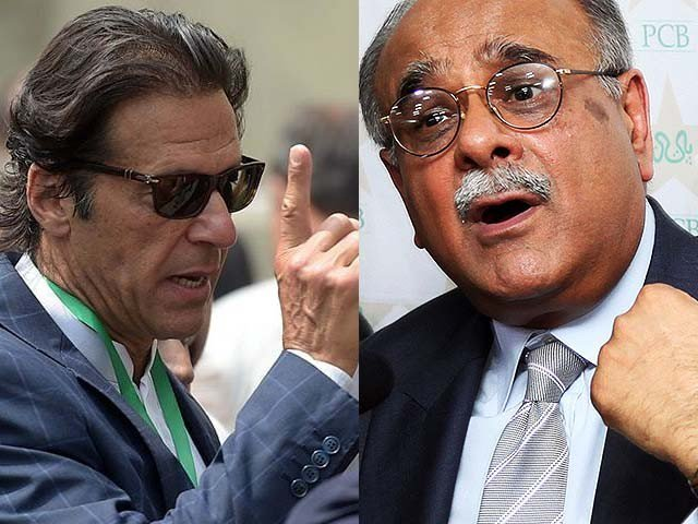 Sethi hints at resigning after Imran Khan's oath as PM