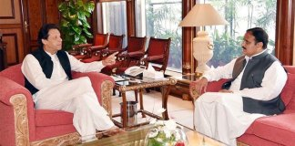 PM Imran, CM Buzdar finalize Punjab's cabinet