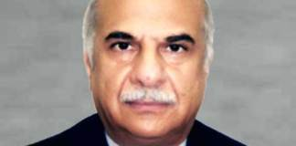 Govt appoints Jahanzeb Khan as FBR chairman