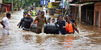 Flood toll in India´s Kerala rises to 445