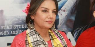 War should not happen between India, Pakistan: Shabana Azmi