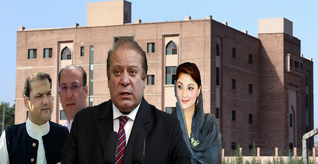 NAB court hears NAB references against Sharif family