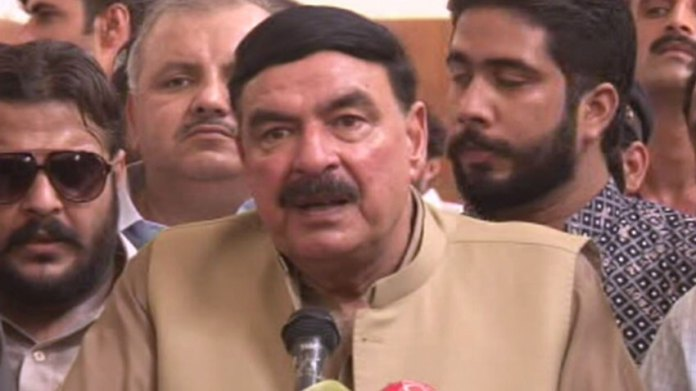 Sheikh Rashid vows to eradicate corruption in railways