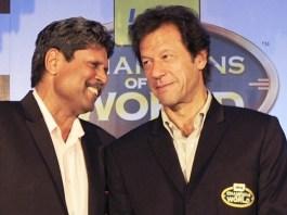 Imran will bring peace to Pakistan and India: Kapil Dev