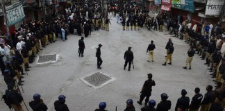 Security plan prepared for Muharram in DI Khan