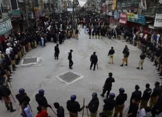 Security plan prepared for Muharram in DI Khan