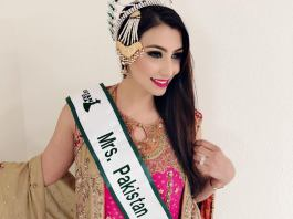 Moazzma Hunain wins title of 'Miss Pakistan USA 2018'
