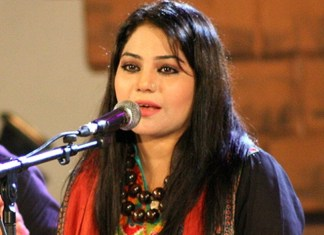 Sanam Marvi to participate in fund-raising for SKMCH