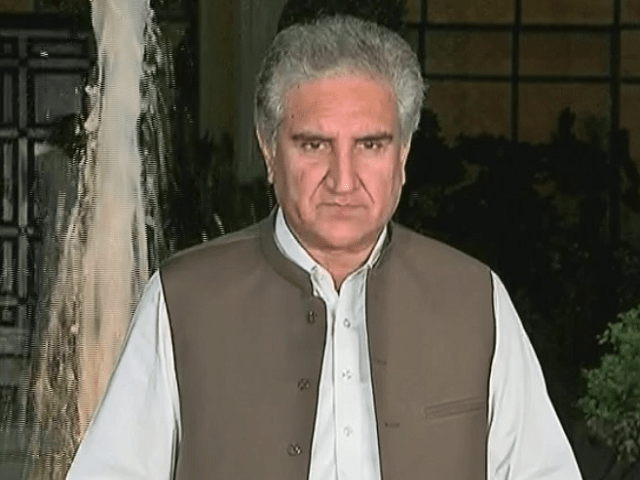Govt will try to move on by accepting opposition's role: Qureshi