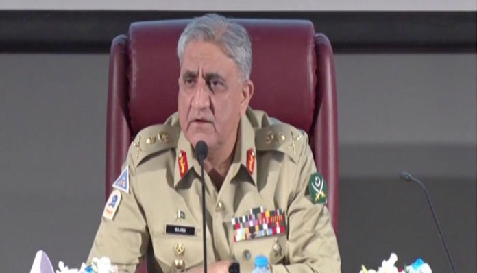 Pakistan effectively contained terrorism with nation's support: Army Chief