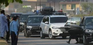 PM House luxury cars to be auctioned on September 17