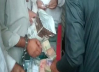 FIA recovers Rs 25 mn during crack down on Hawala business in Peshawar