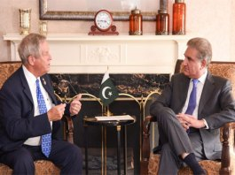 Pakistan wants ties with US based on mutual trust, respect: FM Qureshi